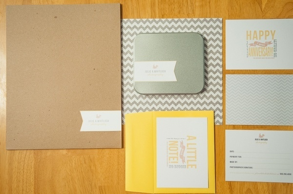 Branding and Packaging for Photographers :: Pretty Little Packaging :: Laura Winslow Photography