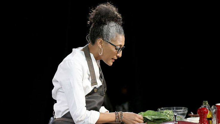 Why Carla Hall Is Embracing Her Gray Hair  http://www.rodalesorganiclife.com/wellbeing/why-carla-hall-embracing-her-gray-hair
