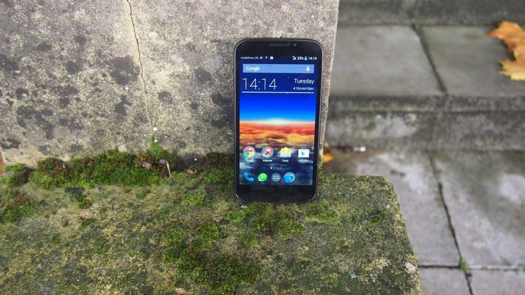 Vodafone Smart 4 Power review | A standard budget smartphone that does well in some areas, but falls short in others. Reviews | TechRadar