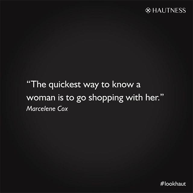 Wisest #advice ever. #wellsaid #lookhaut @ritaora @gigihadid #wisewords #wisdom #shopping #shopaholic #highlife #luxurylife #hautecouture