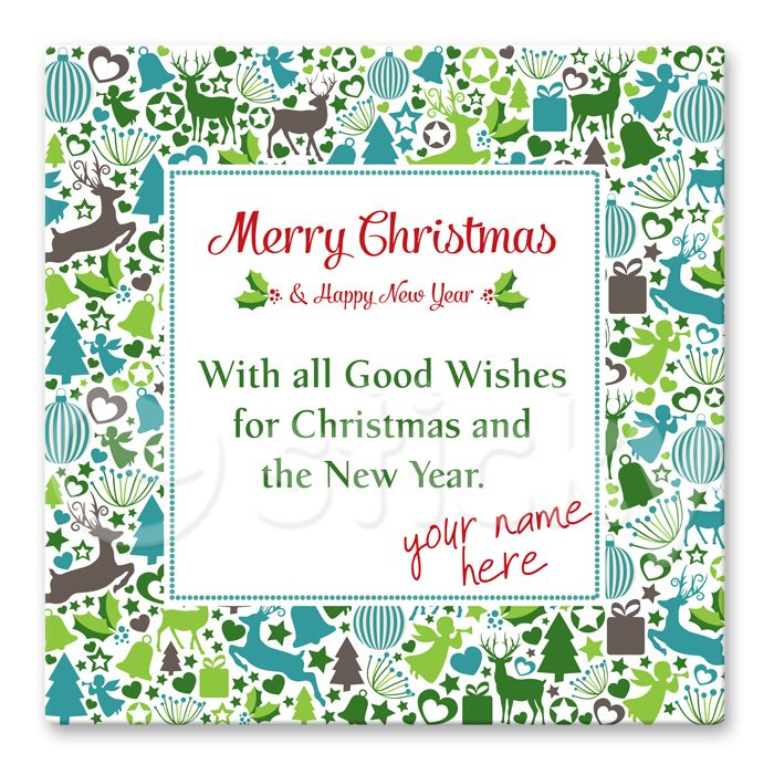 Canvas XMAS PERSONAL WISH 5 by Sticky!!!