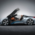 BMW i8 Unveiled !! Mind Blowing ..