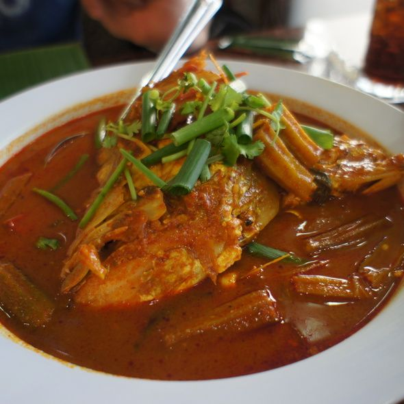 Fish Head Curry @ The Banana Leaf Apolo - LOVE!!!! every time I'm in Singapore