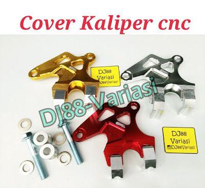 Cover kaliper Mio Xeon M3 Fino Jupiter Mx Jupiter Z New Vega Zr tutup kaliper cnc