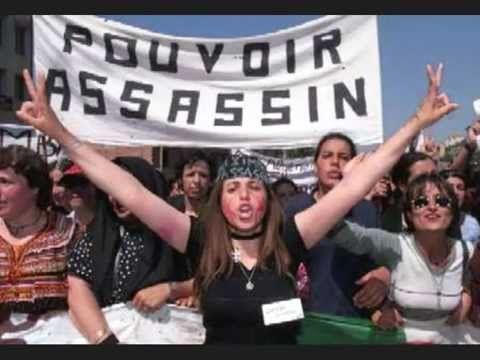 Matoub Lounès Tighri n taggalt sous-titré - YouTube