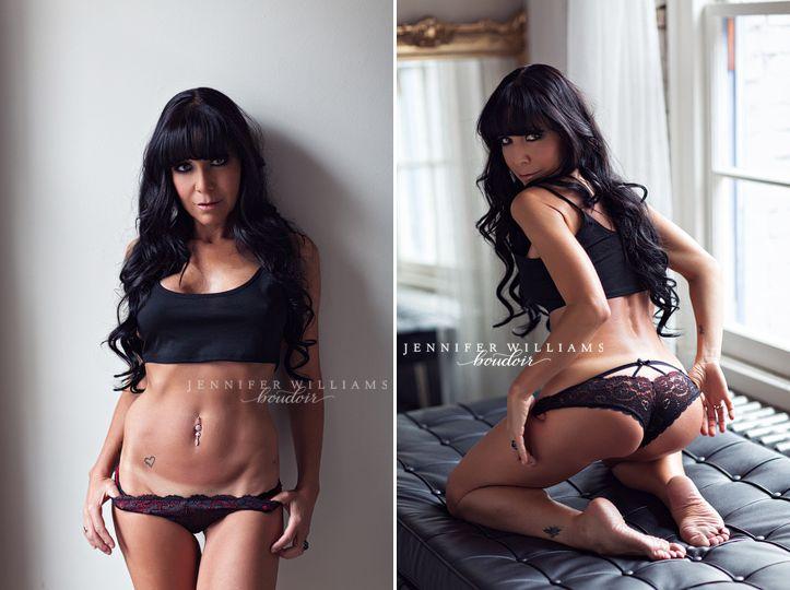 Miss C's 3rd boudoir shoot