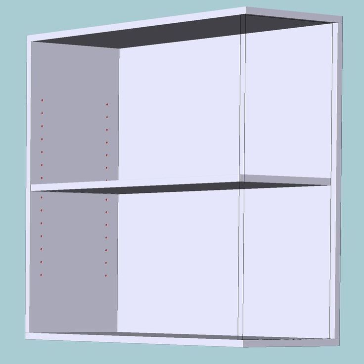 Kitchen Cabinets Made To Order: Details About Flat Pack Overhead Cabinet. For Kitchen