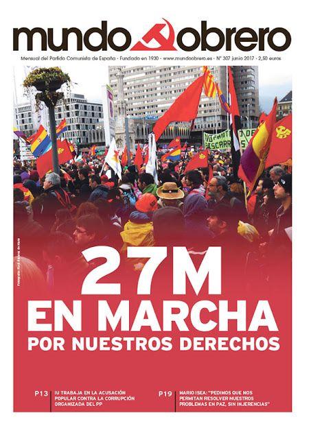 PCE Albacete provincial: Marchas de la Dignidad: Manifestación Madrid 27M