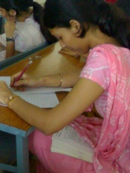 girls cheat in exams 07