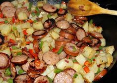 This is a delicious & easy meal that comes together really quick! When I was young & single I used to make something like this, but with canned potatoes & veggies. Recipe makes 8 servings 1 serving = 1 cup = 5 weight watchers points+ = 5 weight watchers smart points Ingredients 3 tbsp olive …
