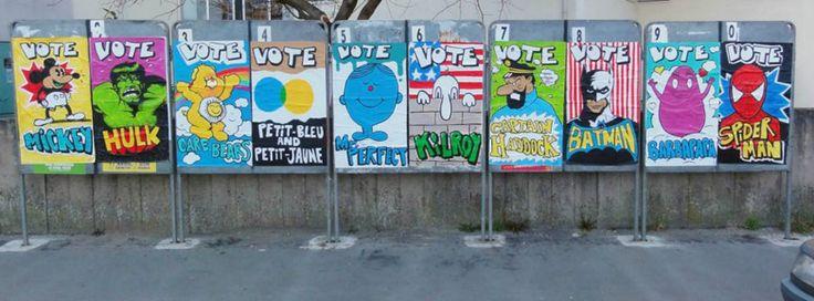 Allez voter et choisissez bien :) couverture facebook