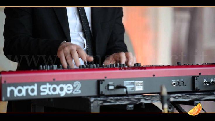 ALMA PROJECT - GB Live Jazz TRIO - Take The A Train (D. Ellington) - Villa Corsini di Mezzomonte