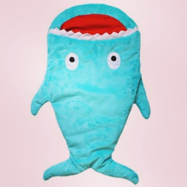 Baby shark sleeping bag Animal Kids