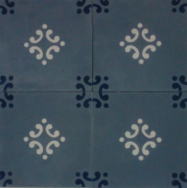 Modelo 189 #casa #home #azulejos #tiles #floor #walls #Spanish #Spain