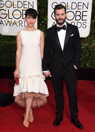 Jamie Dornan ve Amelia Warner