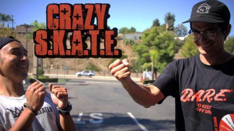 NKA V.s. GB VISION – CRAZY SKATE !!!: WATCH MORE CRAZY SKATE HERE… #Skatevideos #crazy #skate #V_S_ #vision