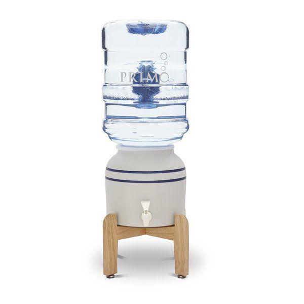 Countertop 640 Oz Beverage Dispenser Drink Dispenser Glass