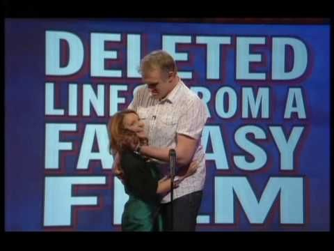 Mock the Week- Deleted Lines From a Fantasy Film