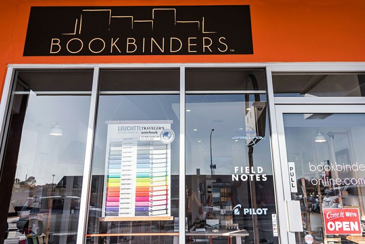Bookbinders Store Aspley Brisbane for stationery lovers