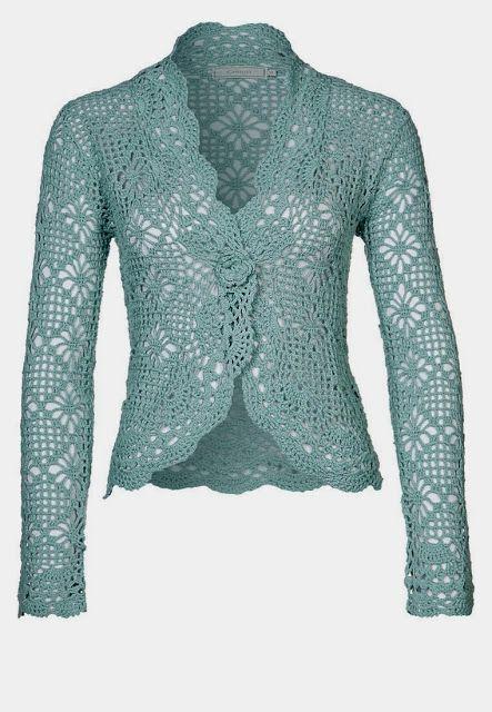 Crochet Free: Certainly a beautiful crocheted dress yarn