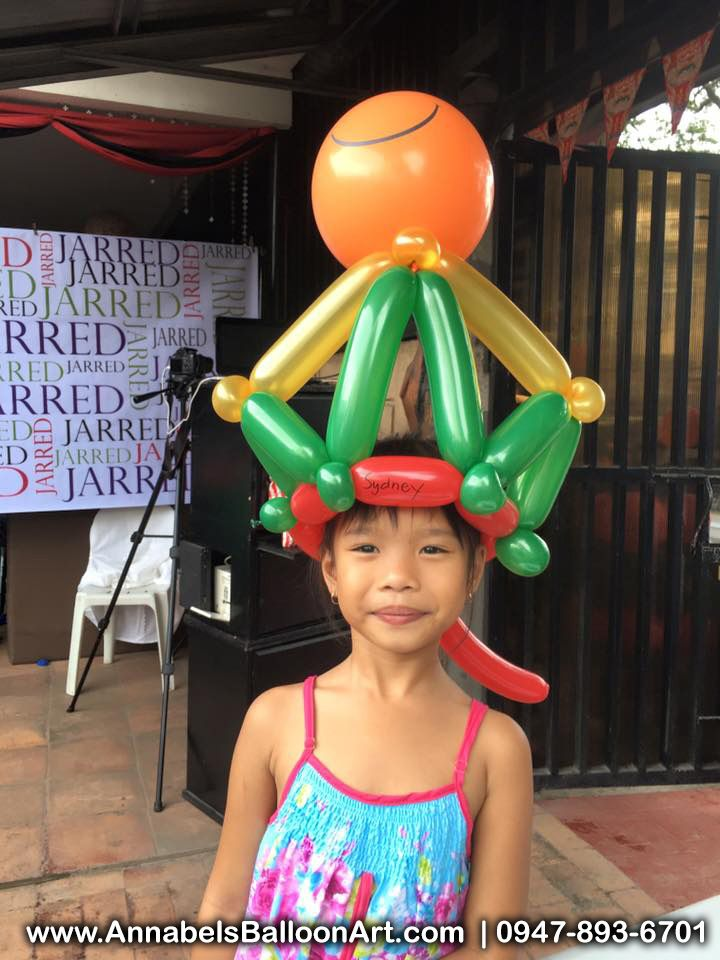 affordable balloon twisting Balloon decor angeles city  Contact 0947-893-6701 Breth Entertainment