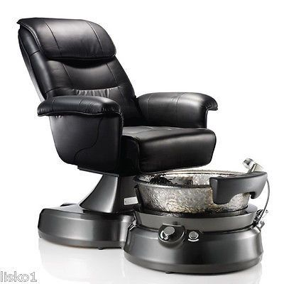 Lenox DS Salon Pedicure Spa , Pipeless -Whirlpool pedicure system w/ glass bowl and Massage funtion. The Lenox DaySpa Pedicure Chair is a variance of Lenox SE Pedicure Chair with elegant yet simplifie