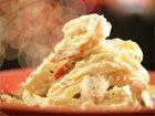 Perfectly creamy alfredo sauce WITHOUT CREAM!  Mangia!