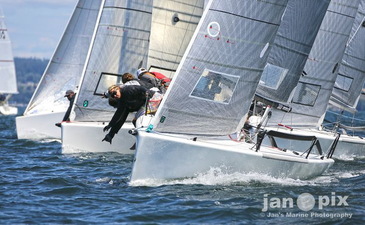 Whidbey Island Race Week, Oak Harbor, WA