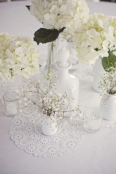 Baby's Breath Flower Ideas, Wedding Flowers Photos by Christina Karst Photography