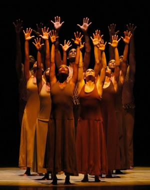 Alvin Ailey does Revelations