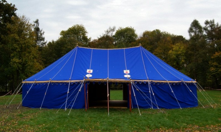 Round End Hetman Tent