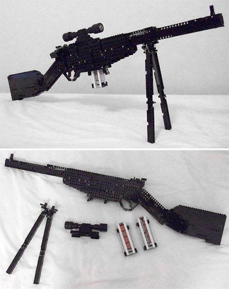 LEGO sniper!!