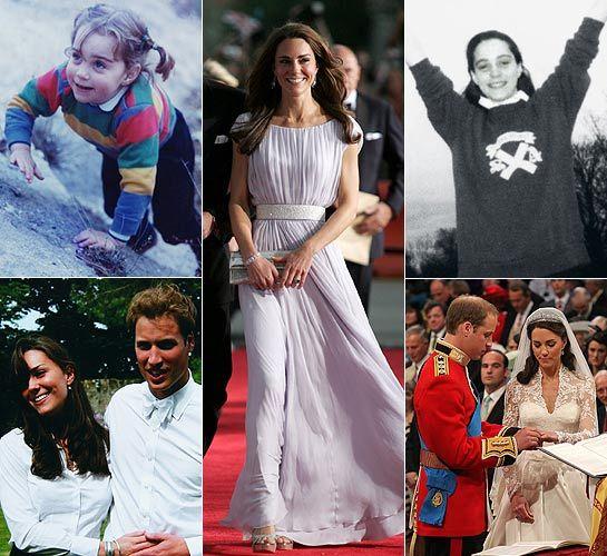 Kate Middleton biography on 30th birthday