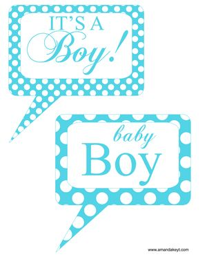 Speech Bubbles From Teal Baby Set