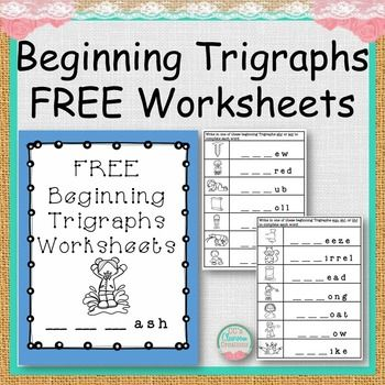 Forming Questions Worksheet Pdf  Best Trigraphs Images On Pinterest  Phonics Word Work And  Conclusion Worksheets Excel with Moles Worksheets Excel Free Beginning Trigraphs Worksheets Is A Set Of Three Worksheets That  Highlight  Images With Word Endings Student Writes In The Correct Three  Letter Worksheet Of Numbers Word