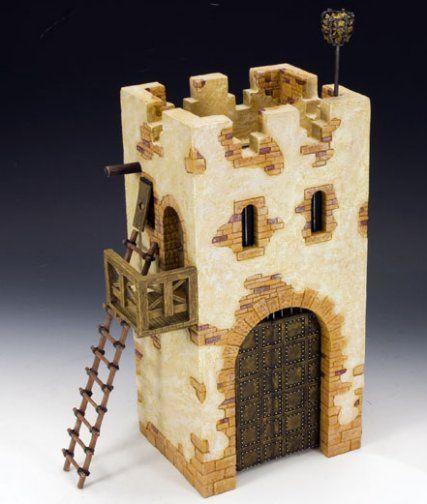 The Roman Gateway/Guard tower