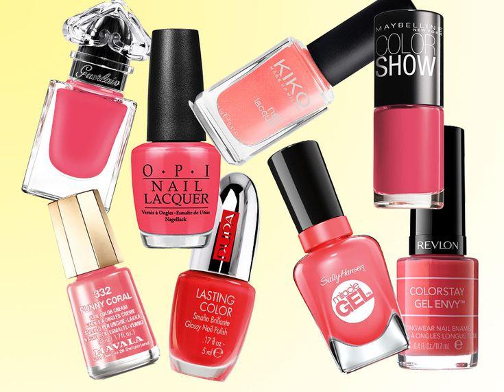 Ti piace lo smalto color corallo per la tua manicure estiva? Abbiamo selezionato per te i migliori tra cui scegliere il tuo preferito, lasciati ispirare!
