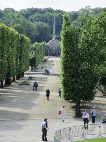 Vienna, Schronbrunn Palace gardens