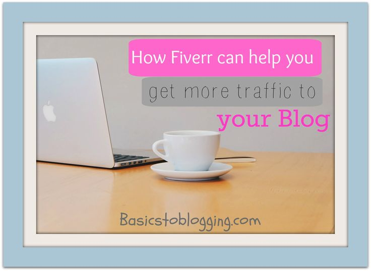 Trying to get traffic and gain an audience to your blog or website may be a little difficult in the beginning.  Of course it will take some time and patience in order for you to reap the benefits of your hard work producing quality content for your blog readers.  But there is another solution to help you get more traffic to your blog or website by using the well-known site Fiverr.  Fiverr has so many useful gigs that are strictly geared towards helping webmasters and blog authors gain…