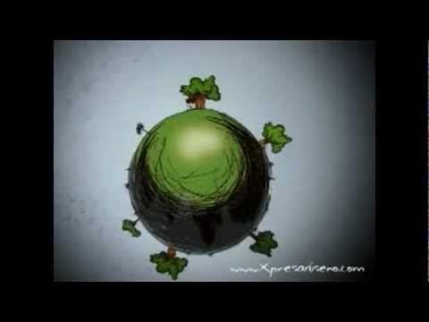 ▶ La tierra y el medio ambiente (Destrucción, causa y consecuencia) - YouTube