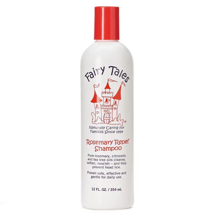 Fairy Tales Rosemary Repel Shampoo, Multicolor