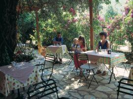 "Ihr Korfu ""Hotel Nefeli"" in Daphnila – Kommeno Halbinsel"