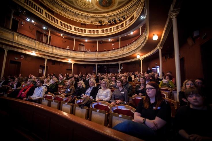 Internet i fokus, Ystad 2012. Föreläsningar om marknadsföring & närvaro på webben.
