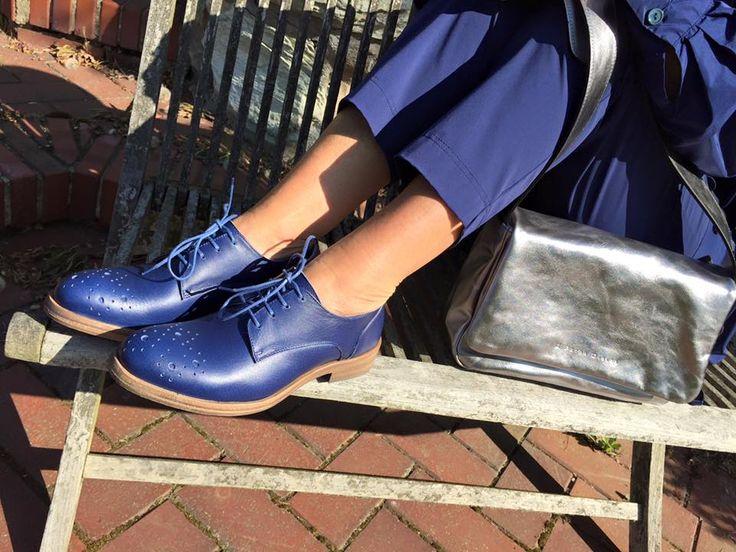 Petra Dieler Online# Blue Sky# Blue Shoes# Spring 2016#