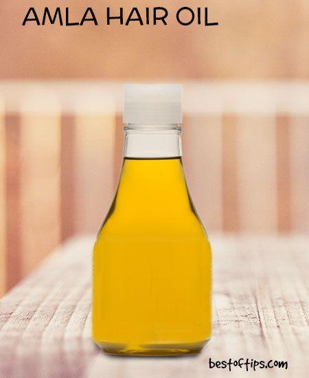 HOW TO MAKE AMLA HAIR OIL