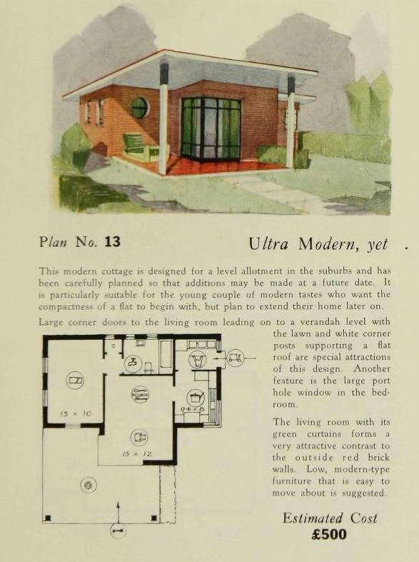 259 best mid 20th century houses images on pinterest mid for Mid century modern tiny house