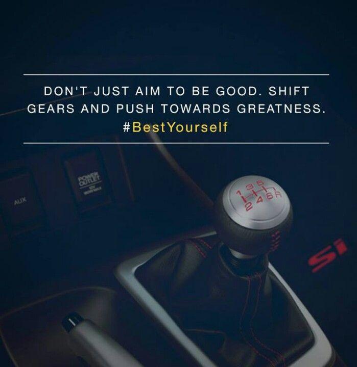 Best yourself