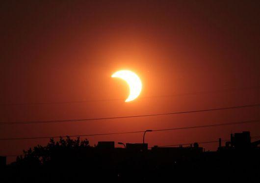 Eclissi solare 2015 !