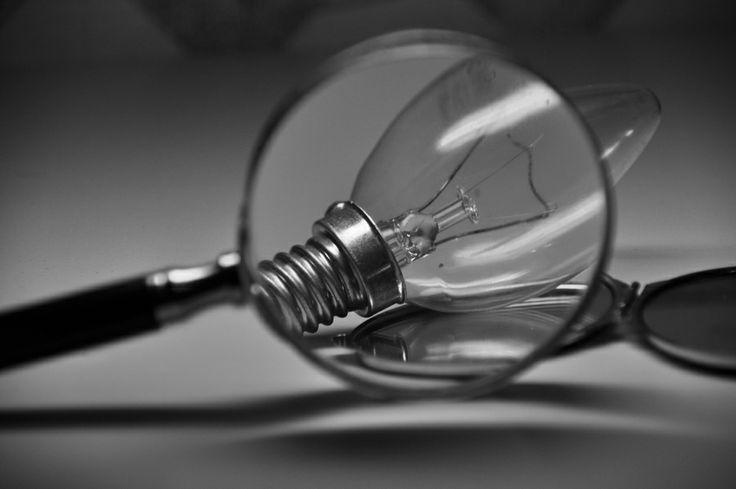 light through magnifying glass-свет сквозь увеличительное стекло by ksusha  on 500px