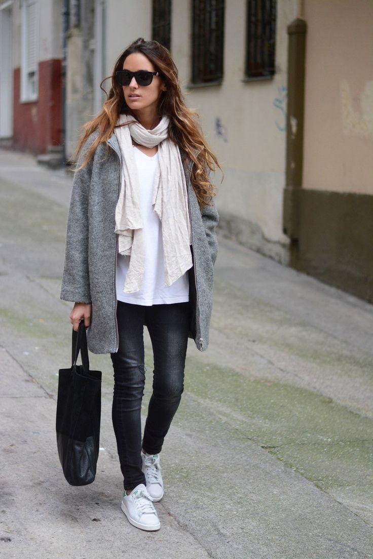 Stella Usar abrigo de Pimkie, Bershka Jeans Desde